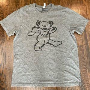Grateful Dead XL like new dancing bear tshirt